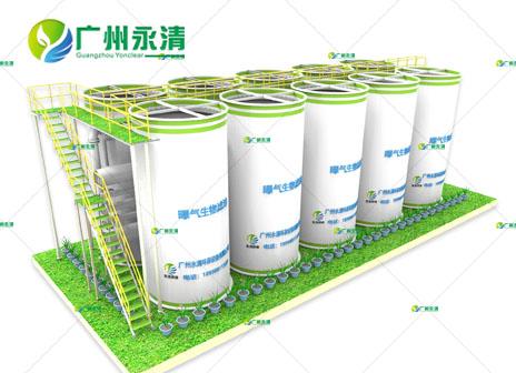 BAF曝氣生物濾池