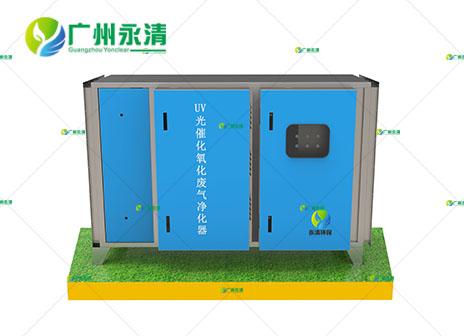 UV光解淨化設備