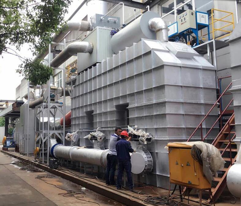 催化燃燒淨化設備